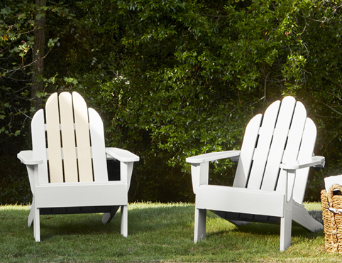 How to Paint & Stain Outdoor Wood Furniture