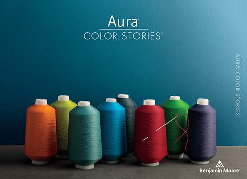 Aura® Color Stories® Brochure