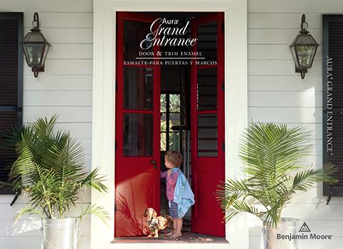 Aura®  Grand Entrance® Brochure
