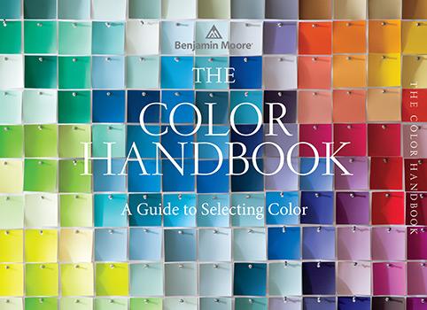 The Benjamin Moore® Color Handbook Brochure
